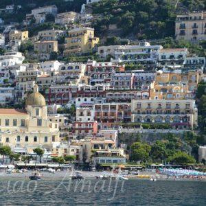 Amalfi Coast Travel Positano Beach Spiagga Grande