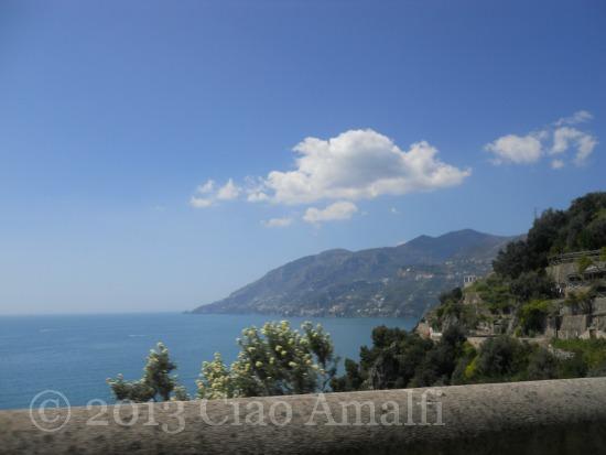 Ciao Amalfi Coast Travel Drive