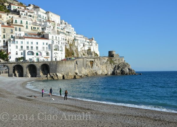 Ciao Amalfi Coast Travel Marina Grande December