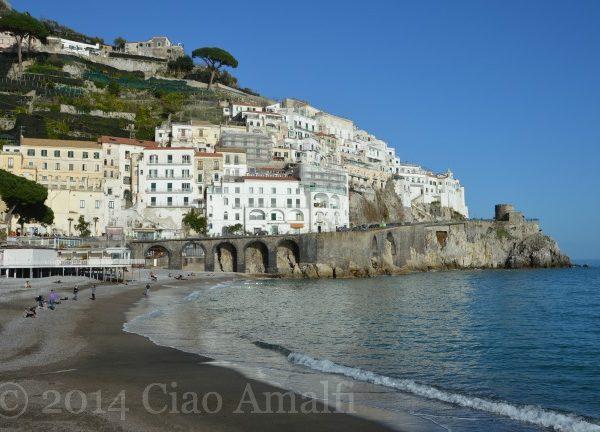 Marina Grande Beach Amalfi