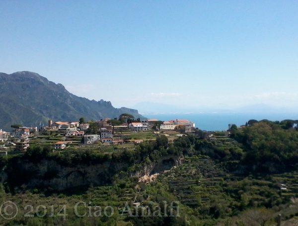 Amalfi Coast Travel Glorious April Weather