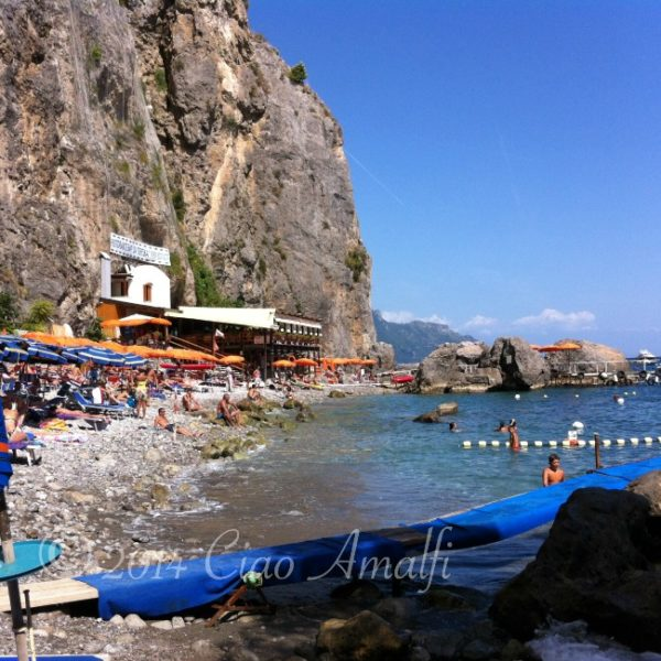 Most Beautiful Beaches of the Amalfi Coast