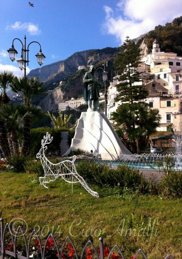 Buone Feste from the Amalfi Coast!