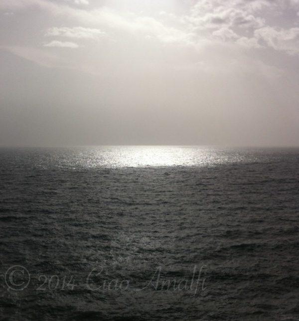 Rough Seas, Sunshine