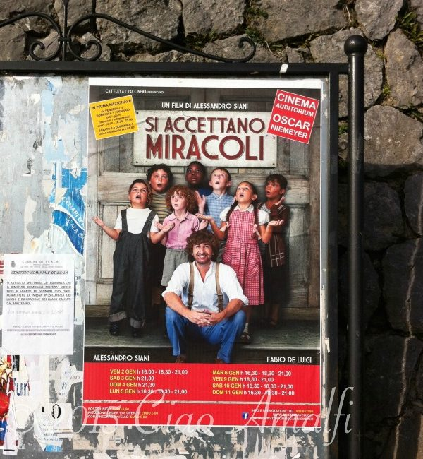 Si Accettano Miracoli – Now in Theaters!