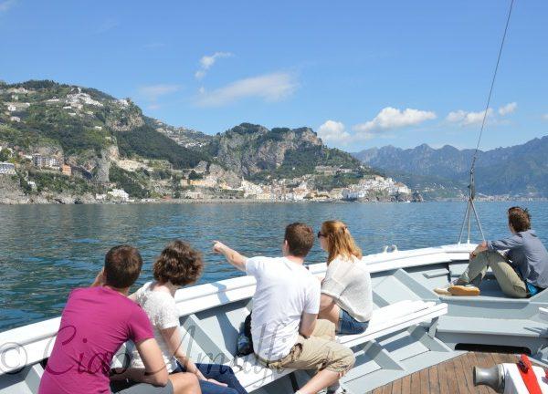 Amalfi Coast Travel Ferry Scedule