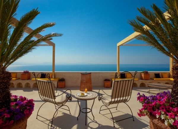 Amalfi Coast Accommodation Monastero Santa Rosa