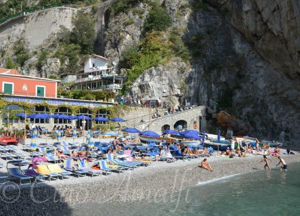 Amalfi Coast Travel La Praia Beach Praiano