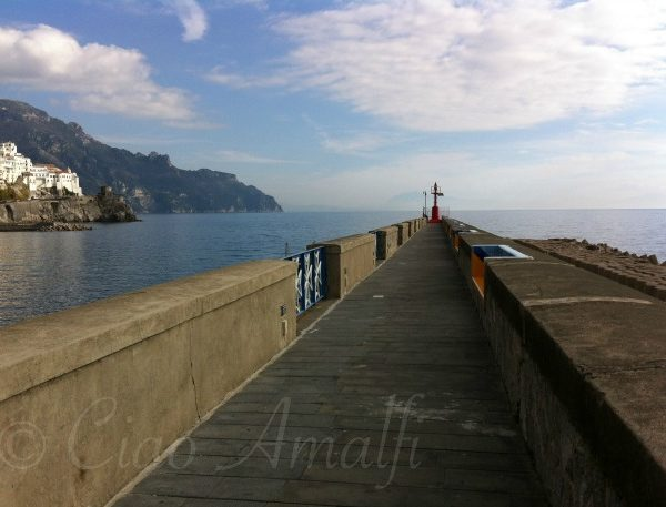 Amalfi Coast Travel November Walk