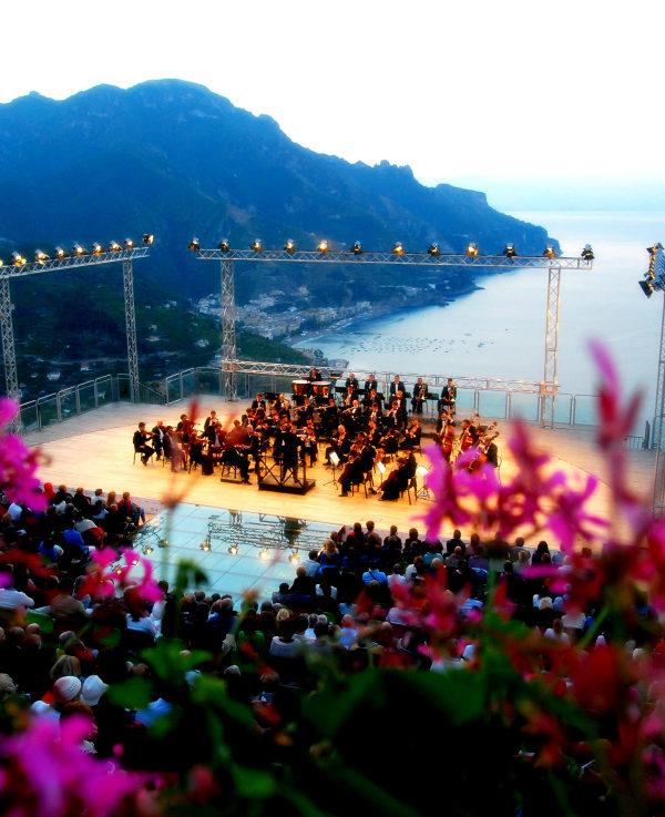 Ravello Festival Program for 2016