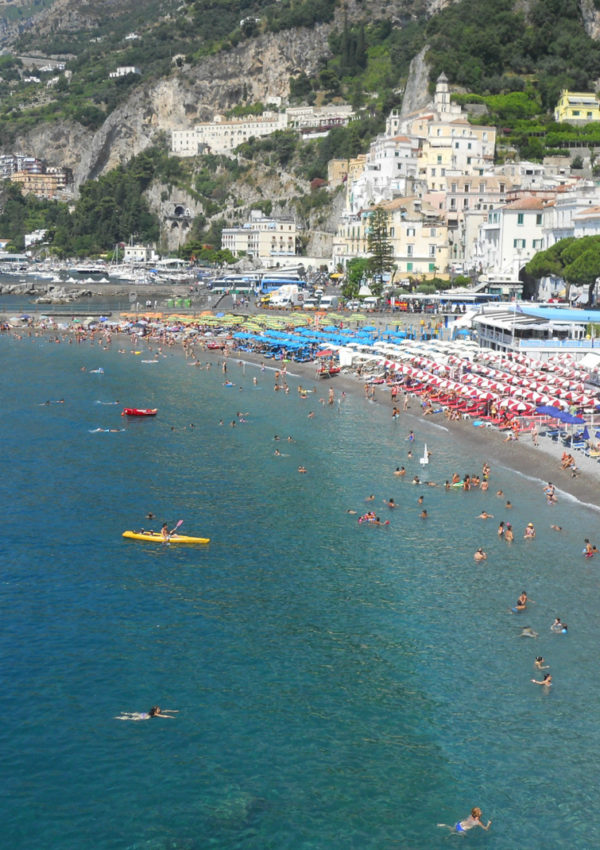How to Enjoy Summer on the Amalfi Coast