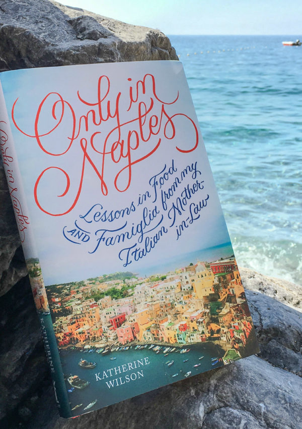 Book Review | Only in Naples by Katherine Wilson