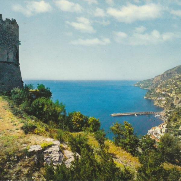 ciao-amalfi-torre-dello-ziro-postcard-color