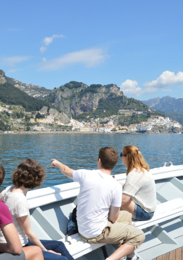 Ask Me Your Amalfi Coast Travel Questions!