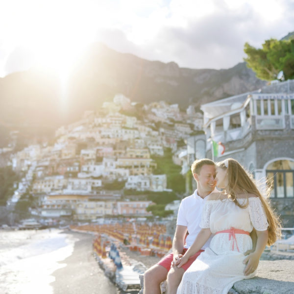 Positano - One of the Most Romantic Spots on the Amalfi Coast