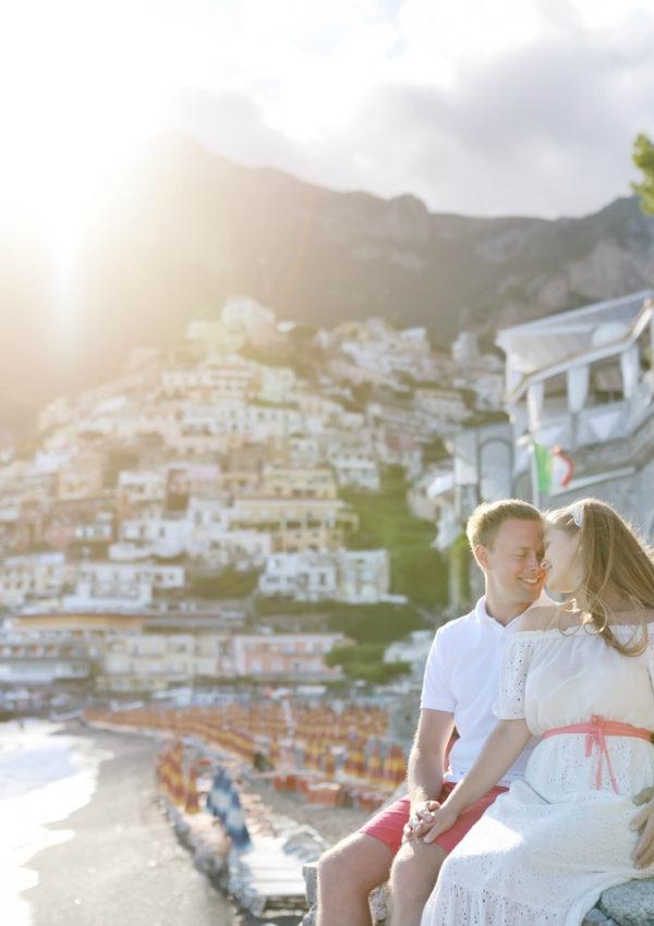 Top 10 Romantic Spots on the Amalfi Coast