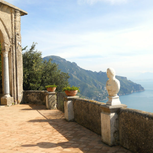 Villa Cimbrone - Romantic Spots in Ravello