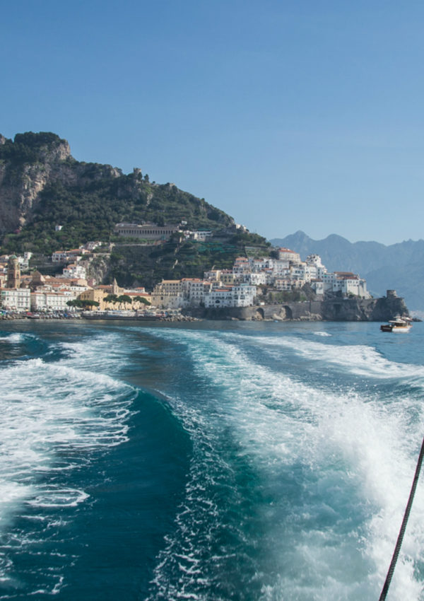 Amalfi Coast Ferry Schedule 2017