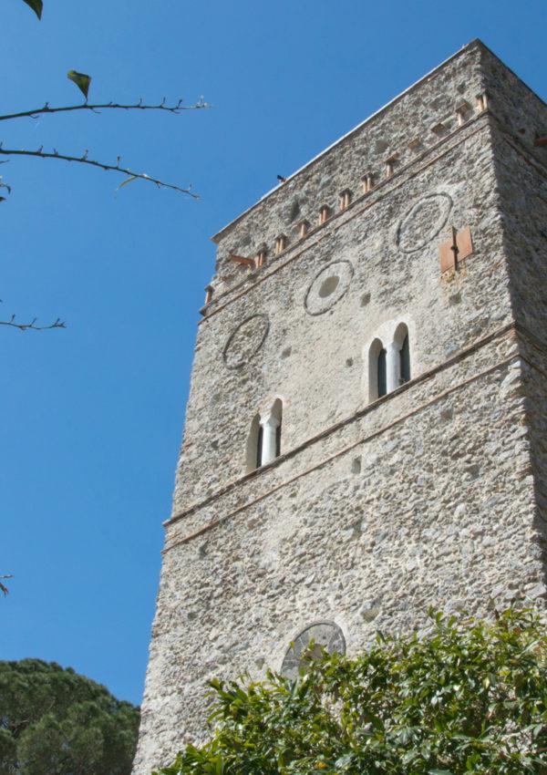 Visit the Torre Maggiore at Villa Rufolo – Opens April 1st!