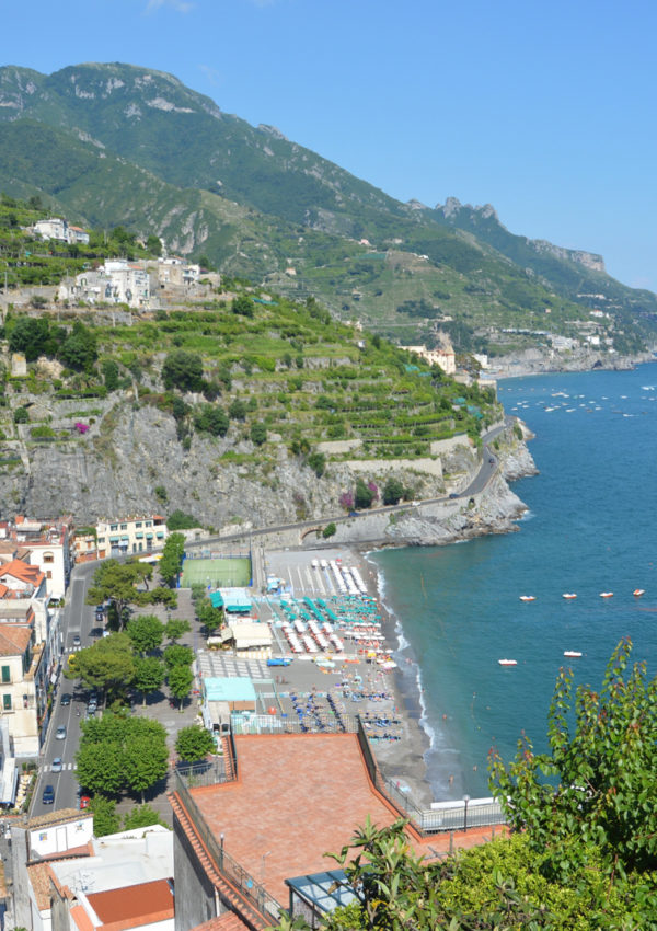 Visit an Ancient Roman Villa in Minori