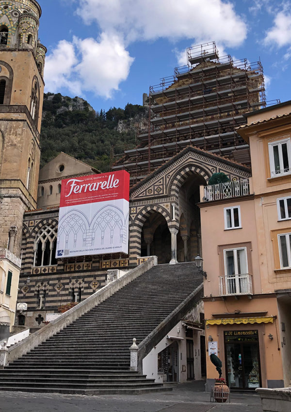 Thoughts from Amalfi during Coronavirus