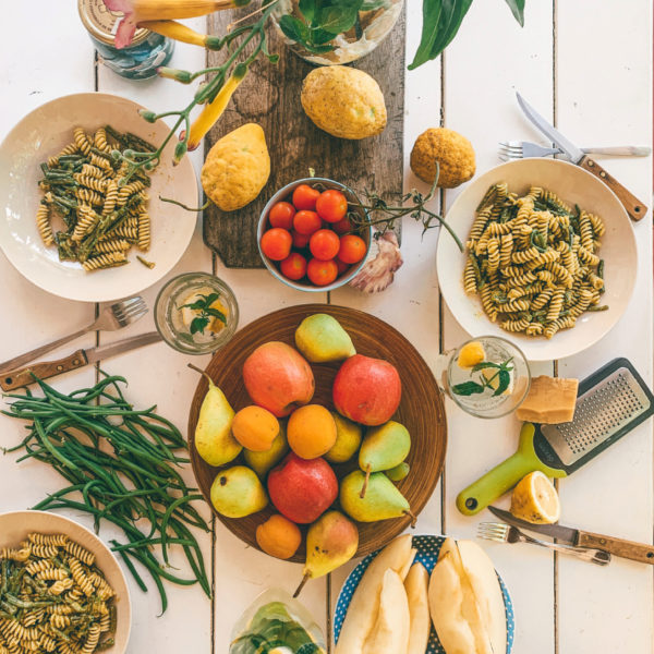 Recipes from Expats in Positano