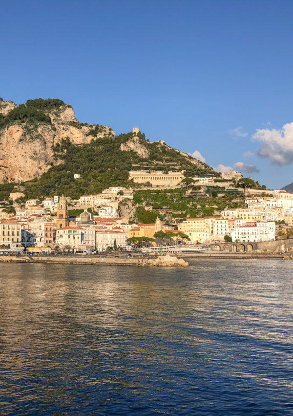 Steinbeck's Salty Turkey and Thanksgiving in Amalfi